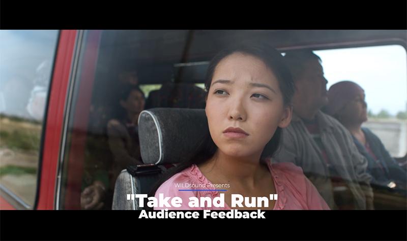 Toronto Audience FEEDBACK video