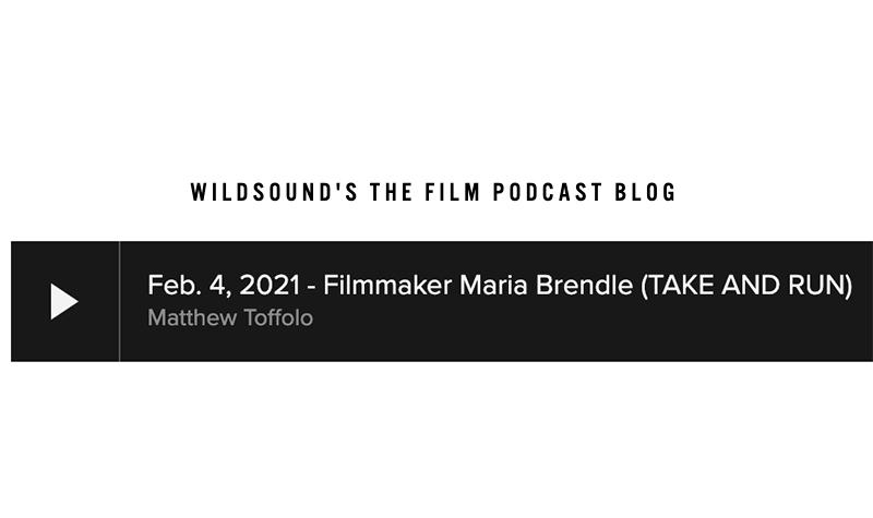 Toronto Podcast Interview